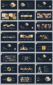 Examples Of Professional Powerpoint Presentations 24 Best Black Business Report Powerpoint Templates Powerpoint