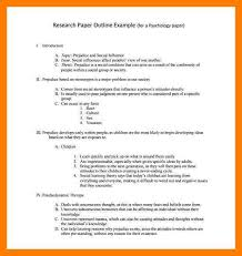 research paper outline template apa research paper outline 5 outline of a research paper teller resume
