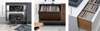 lp storage furniture. Great Storage For All Those Hipsters That Listen To Records And Demand Modern Furniture. Cabinets Lp Furniture