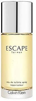 <b>Calvin Klein Escape for</b> Men Eau de Toilette, 50 ml: Amazon.co.uk ...