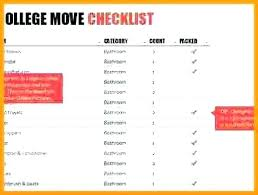 College Apartment Checklist College Apartment Checklist For Guys