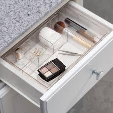 interdesign expandable cosmetic drawer organizer 17 amazon