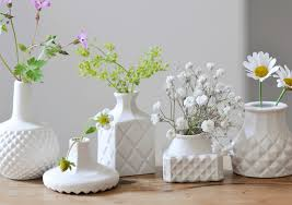 small white vases small white vases billy buttons in ikea