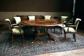 48 inch round table dark walnut finish how many people can sit legs pad 48 inch round table