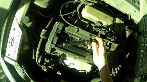 how to change spark plugs hyundai accent 01 05