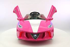 I got the toy car then but it was never with parental control and i had lot of casualties then. 12v Ferrari Style Kids Battery Powered Ride On Car With Mp3 And Parent Carz4kids