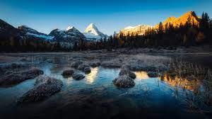 Assiniboine Provincial Park British ...