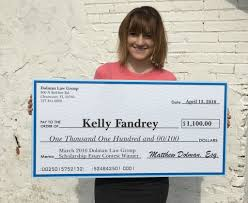 dolman law group video essay scholarship kelly fandrey