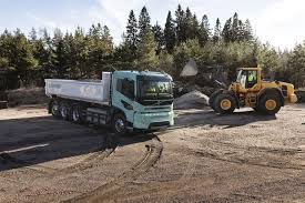 Volvo Trucks Creates Electric Powered Construction Concepts