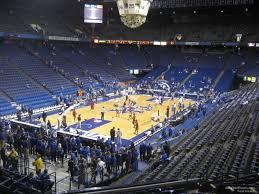 Rupp Arena Section 36 Kentucky Basketball Rateyourseats Com