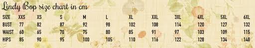 Lindy Bop Size Chart Lindy Bop Berrie Bomber Jacket