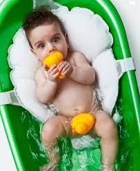 mesh slings baby bathtub
