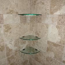Rounded Corner Shelves Glass Corner Shelves 100 Inch Quarter Round Glass Tile And Stone 98