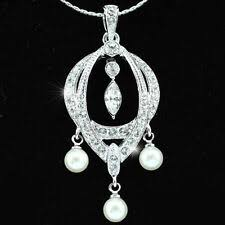 <b>Pearl Fashion</b> Necklaces and Pendants for sale | eBay