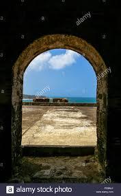 Fort San Lorenzo in der Nähe von Colon in Panama Stockfotografie - Alamy