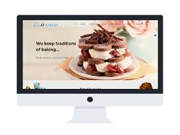 Bakery Websites At Bakery Free Bread Store Bakery Joomla Template Age