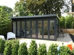 outside office shed. Garden Office Room And Gym Shed . Outside