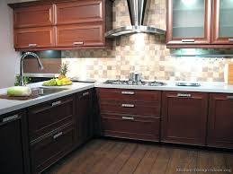 dark wood cabinet with glass doors kitchen cabinets modern pictures kitchens tile for excellent cabin