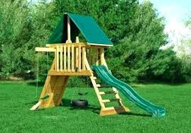 toddlers outdoor swings for organic baby