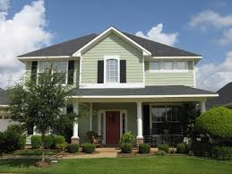 Intriguing Exterior House Colors ...