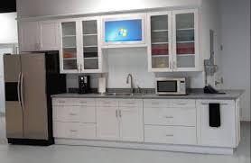 ... Amazing White Square Contemporary Steel Kitchen Design Tool Stained  Design: Luxury Kitchen Design ...