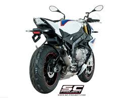 2018 bmw s1000r. plain bmw s1 exhaust by scproject bmw  s1000r 2018 on bmw s1000r