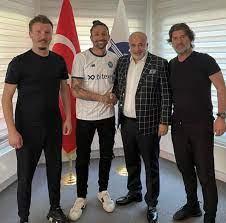 Adana Demirspor, Lucas Castro'yu renklerine bağladı - Haberler Spor