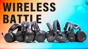 These Are The BEST Wireless Gaming Headsets! - YouTube
