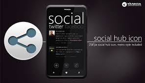 Social Hub Social Hub Icon By Yankoa On Deviantart