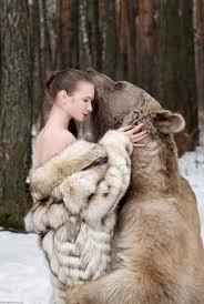 Bear sex with women
