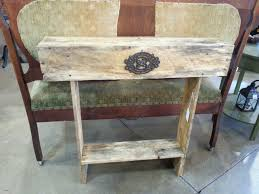 pallets into furniture. Pallets Made Into Furniture. Reclaimed Pallet A Sofa Table Or Can Be Used Furniture