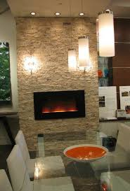 is this an electric fireplace and if so is it wall mounted or flush mount electric fireplace ideas