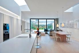 15 Of The Best Open Plan Kitchens  Homebuilding U0026 RenovatingContemporary Open Plan Kitchen Living Room