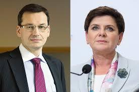 Znalezione obrazy dla zapytania Wspólne zdjecie Kaczyńskiego,Szydło i Morawieckiego