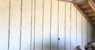 how to spray foam insulation diy cost per sf equipment al louisiana