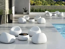 polyethylene armchair gumball armchair