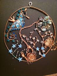 Wire Wrap Dream Catcher Tutorial 100 best Wire Wrapping images on Pinterest Wire wrapping Jewerly 24