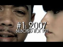 Billboard Hot 100 1 Songs Of 2007