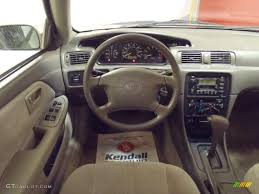1999 Toyota Camry LE Dashboard Photos | GTCarLot.com