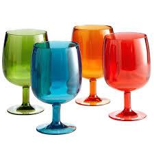 acrylic drinkware sets