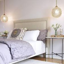 bedside lighting ideas. Marmont Pendants Over Nightstands Bedside Lighting Ideas