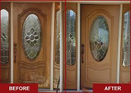 how to refinish front doorStep by Step to DoitYourself Refinish Front Door  HomesFeed