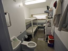 Image result for prison cell usa toilet in front