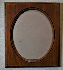 non glare glass for picture frames oval walnut frame with non glare glass from on studio non glare glass for picture frames