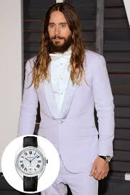 oscars 2015 watches pret a reporter jared leto in cartier