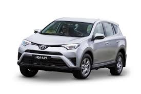 2017 Toyota RAV4 GX (2WD), 2.0L 4cyl Petrol Automatic, SUV