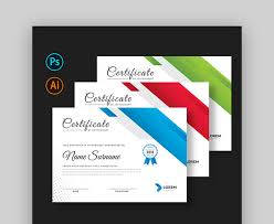 Edit the template by modifying the student's information and other elements. 18 Best Free Certificate Templates Printable Editable Downloads