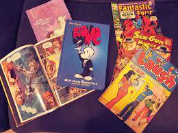 Graphic Novels vs. Comic Books | The Buzz Magazines