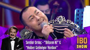 """Serdar Ortaç - """"Bilsem Ki"""" & """"Haber Gelmiyor Yardan"""" - YouTube"""