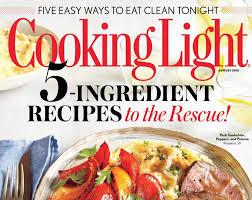 Cooking Light Magazine Cancel Subscription Cooking Light Magazine To Merge With Eatingwell Meredith